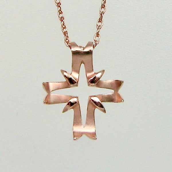 Bethlehem Star Cross