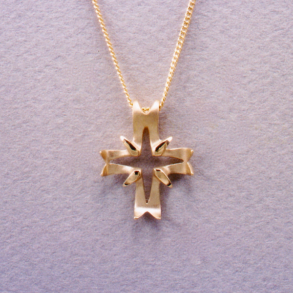 Bethlehem Star Cross,Custom,custom jewelry designer,custom jewelry design, Handmade jewelry, handcrafted, fine jewelry designs, designer goldsmiths, unique jewelry designs, northwest jewelry, northwest jewelry designers, pacific northwest jewelry,