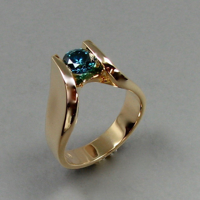 Arc Ultra V Ring,Custom,custom jewelry designer,custom jewelry design, Handmade jewelry, handcrafted, fine jewelry designs, designer goldsmiths, unique jewelry designs, northwest jewelry, northwest jewelry designers, pacific northwest jewelry,