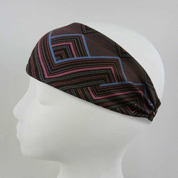 In and Out Pattern Qwickband in Standard Width