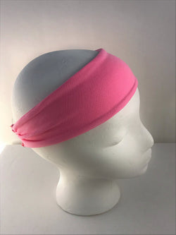 High Performance Sweat-Wicking Headband Rasberry