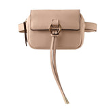 Audrey Belt Bag - Latte - Jules Kae Handbags and Accessories
