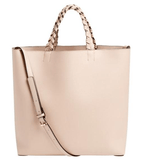 Charlotte Tote - Blush - Jules Kae Handbags and Accessories