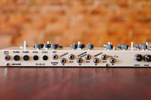 The Lazar <br> Benado Effects - Analog Modulation Pedalboard.