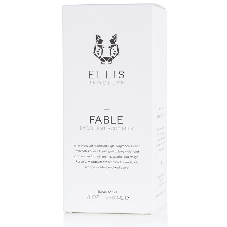 Fable Excellent Body Milk