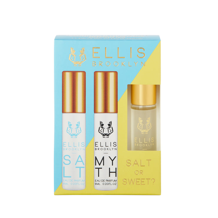 Are you SWEET or SALTy Delectable Rollerball Gift Trio - Limited Edition