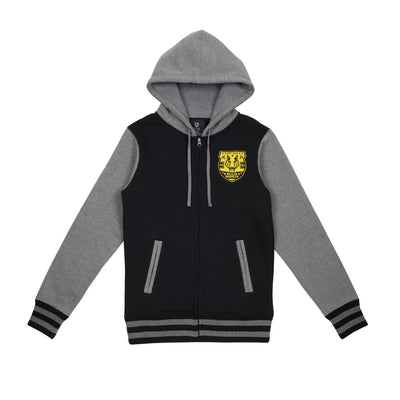 Ellis Brooklyn BEE Varsity Zip Hoodie—Limited Edition