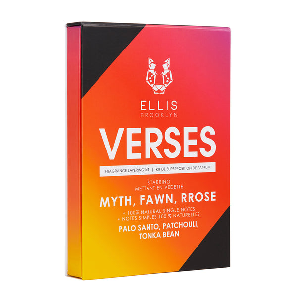 Verses Fragrance Layering Kit - Limited Edition