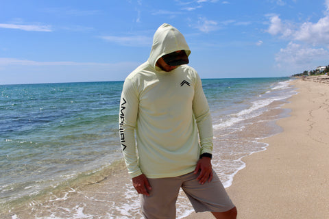 Frigate Performance Hoodie in YELLOW