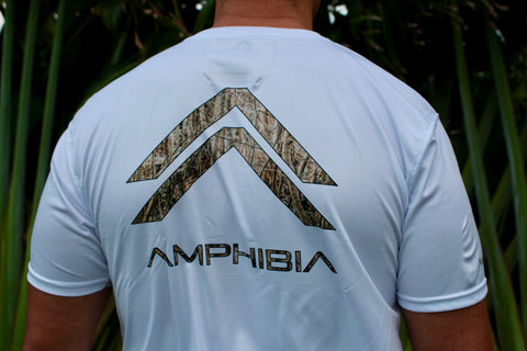 Classic AMPHIBIA Camo High Performance T-Shirt