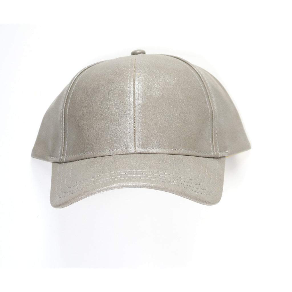 Metallic CC Ball Cap BA6