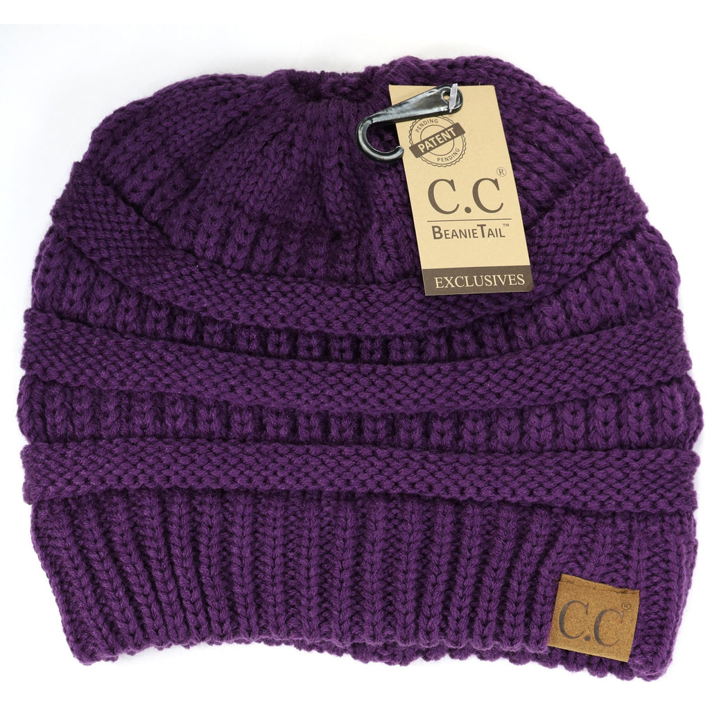 Solid Classic CC Beanie Tail MB20A