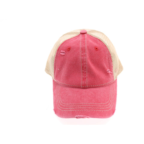 94dd7b3bc2e Washed Mesh Back Cotton Classic CC Ballcap BA912