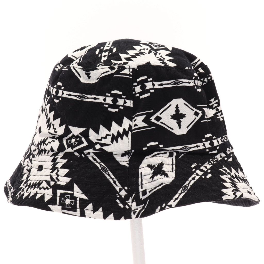 Aztec Print Reversible Bucket Hat BK929