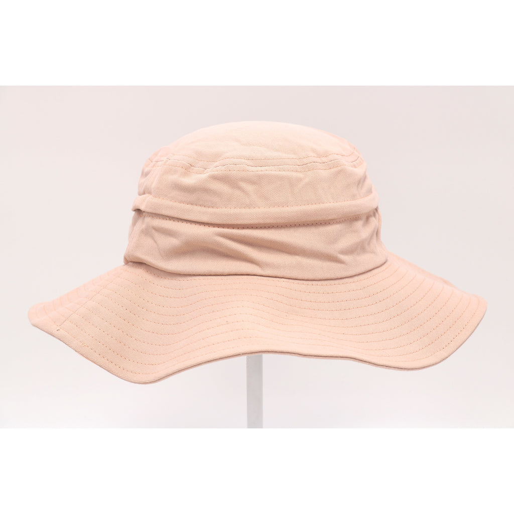 2 IN 1 Zipper Bucket Hat BKZ785