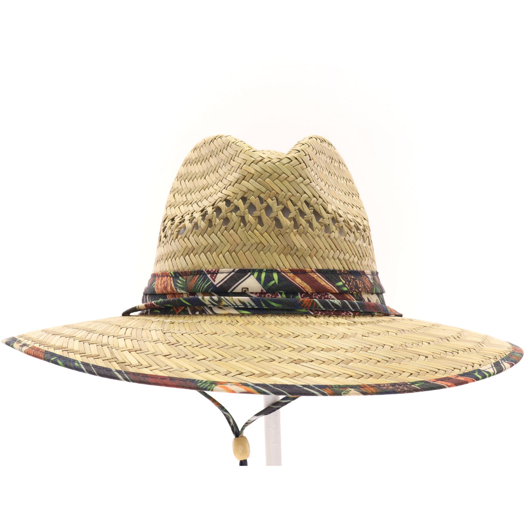 Jungle Tropical Lifeguard Hat C324
