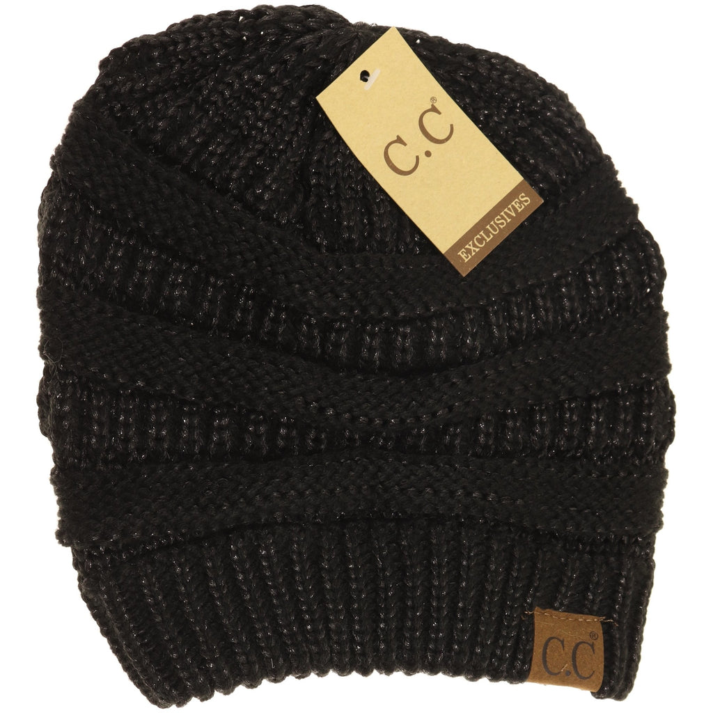 Metallic CC Beanies HAT20AM