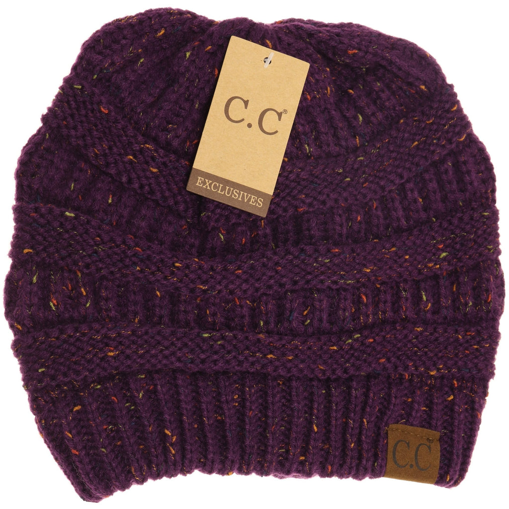 Flecked CC Beanies HAT33