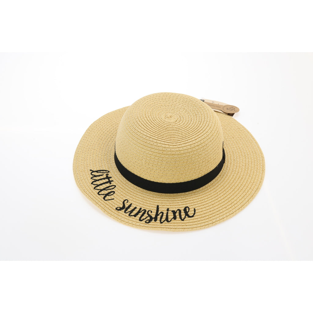 Kids Little Sunshine Sun Hat ST2017KIDS