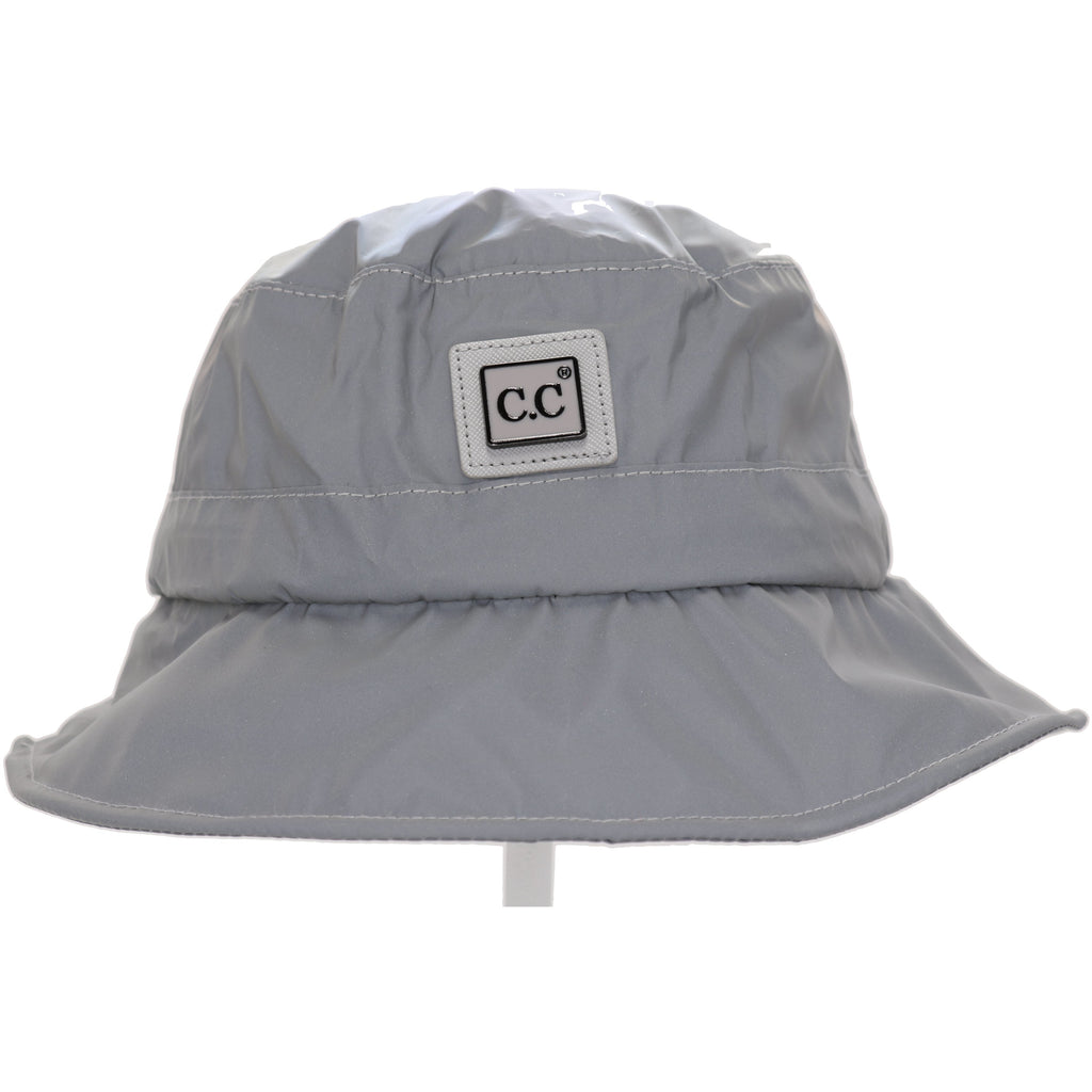 Water Resistant Reflective Bucket Hat BK777