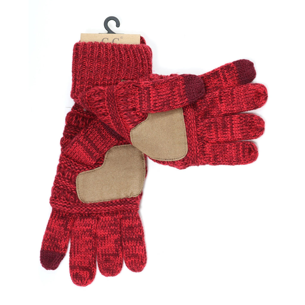 Two-Tone CC Gloves