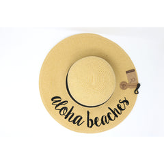 Aloha Beaches Sun Hat ST2017