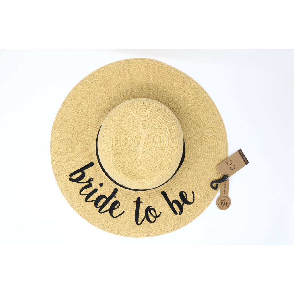 Bride To Be Sun Hat ST2017