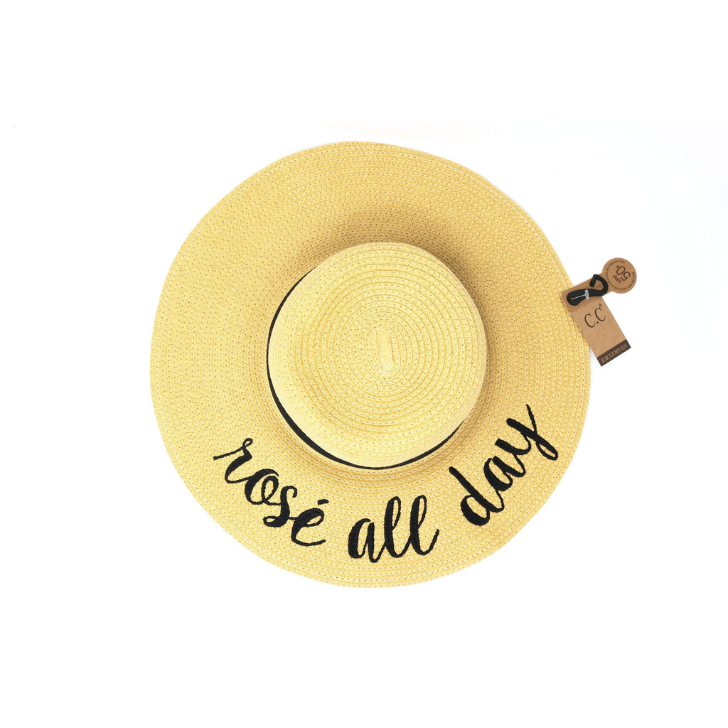 Rose All Day Sun Hat ST2017