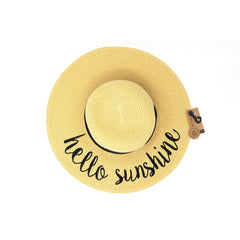 Hello Sunshine Sun Hat ST2017