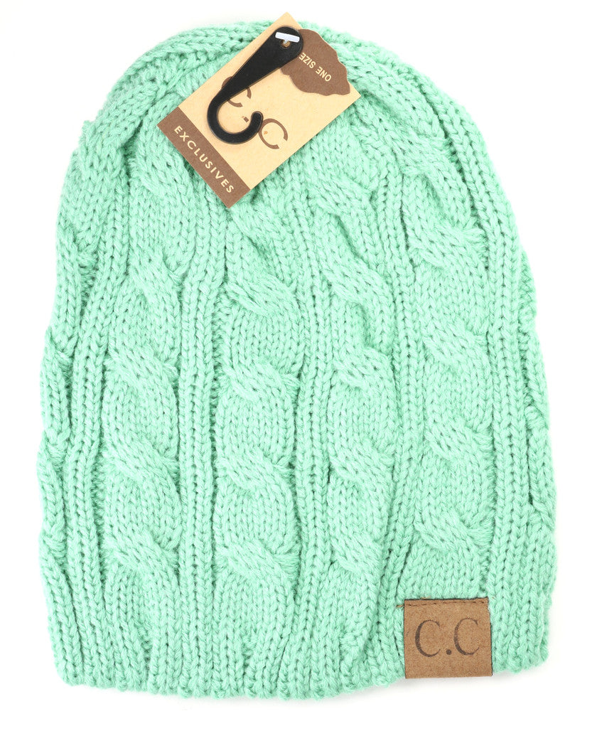 CC Beanie Tail Solid Classic