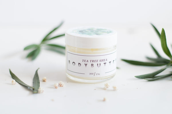 Tea Tree Shea Body Butter