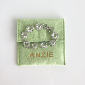 Authentic ANZIE Melia Topaz Bracelet