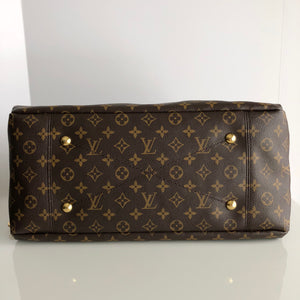 Authentic LOUIS VUITTON Monogram Artsy MM