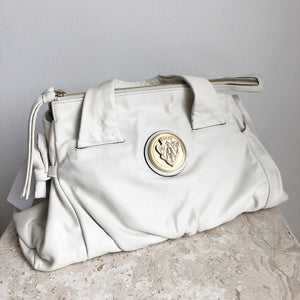 Authentic GUCCI Hysteria Ivory Tote