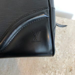 2nd and last payment Authentic LOUIS VUITTON Epi Leather Bowling Montaigne GM