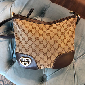 Authentic GUCCI Lovely Heart Crossbody