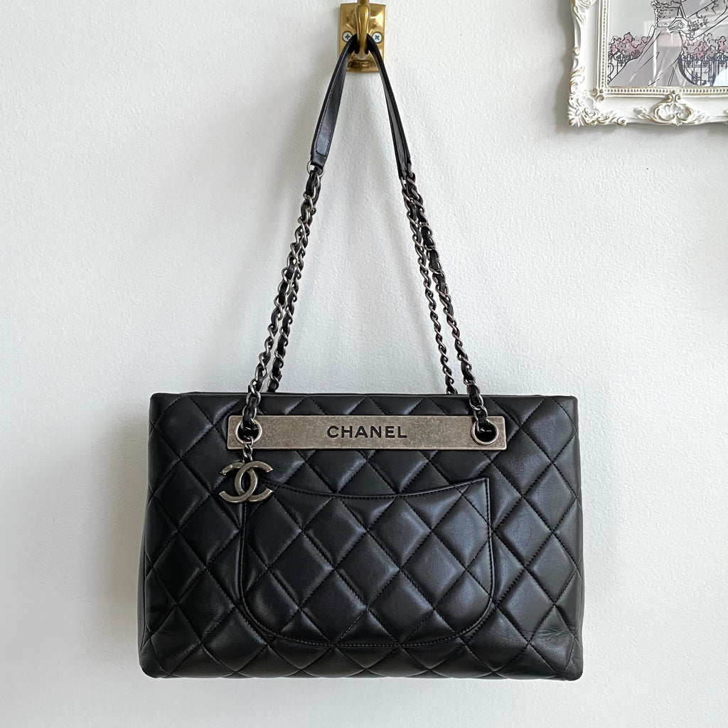 Authentic CHANEL Trendy CC Shopping Tote