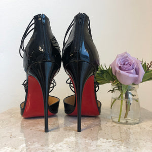 Authentic Christian Louboutin Strappy 39 MC