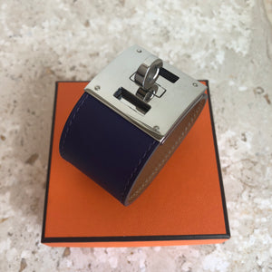 Authentic HERMES Swift Kelly Dog Crocus