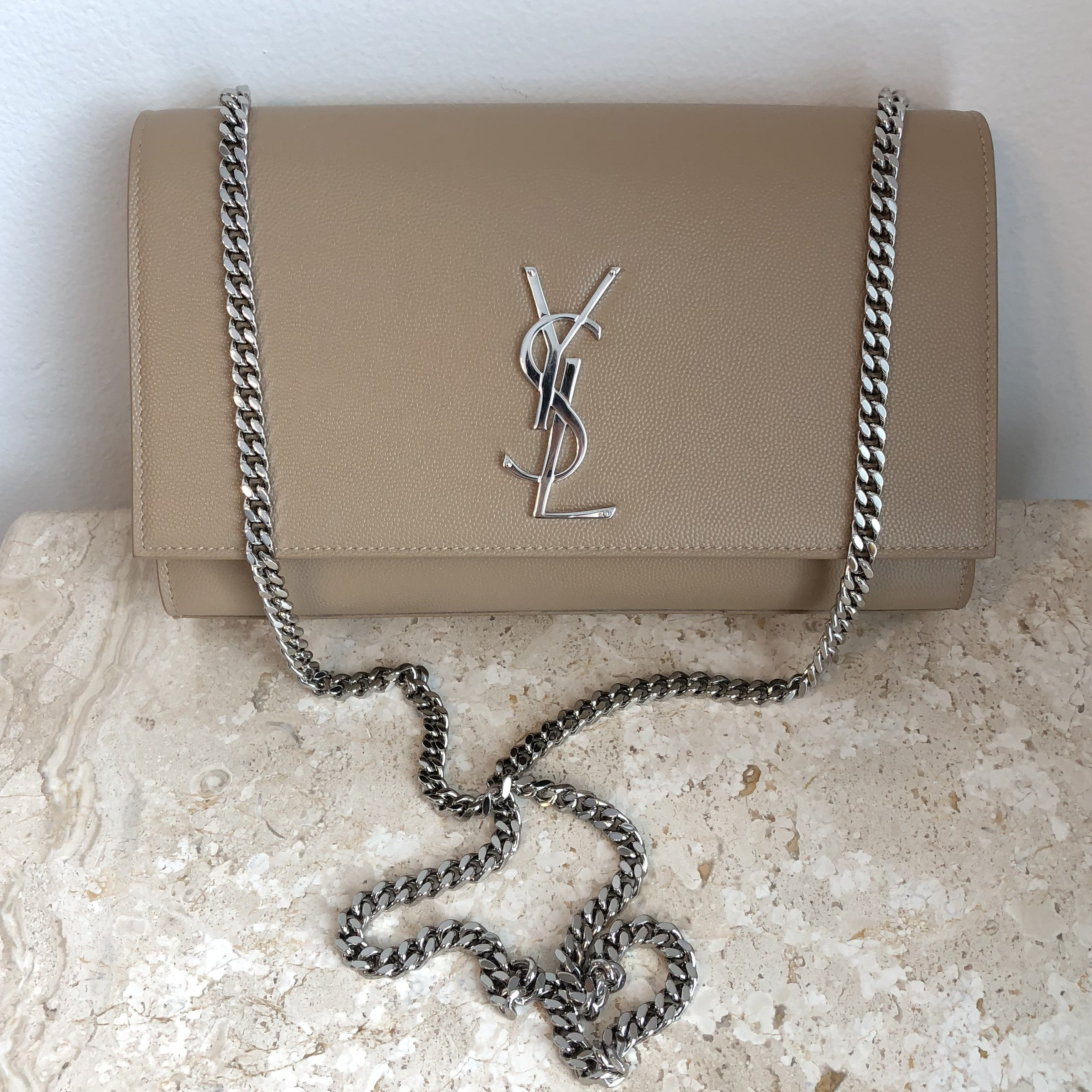 Authentic YVES SAINT LAURENT Medium Kate