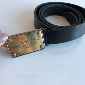 Authentic Dolce Belt