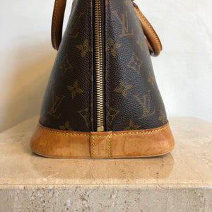 Authentic LOUIS VUITTON Vintage Monogram Alma