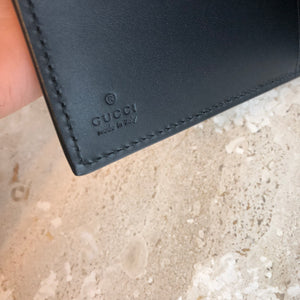 Authentic GUCCI Supreme Web Wallet