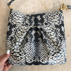 Authentic MARC BY MARC JACOBS Python Print Crossbody