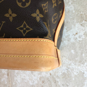Authentic LOUIS VUITTON Monogram Noe GM