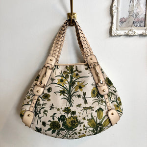 Authentic GUCCI Pelham Flora Handbag