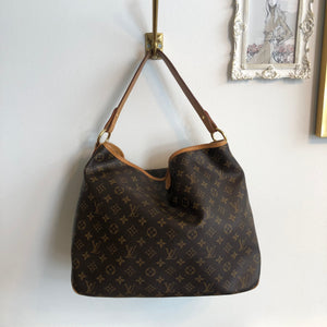 Authentic LOUIS VUITTON Monogram Delightful MM