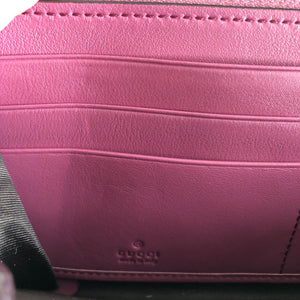Authentic GUCCI Pink Guccissima Wallet
