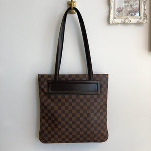 Authentic LOUIS VUITTON Damier Ebene Parioli PM