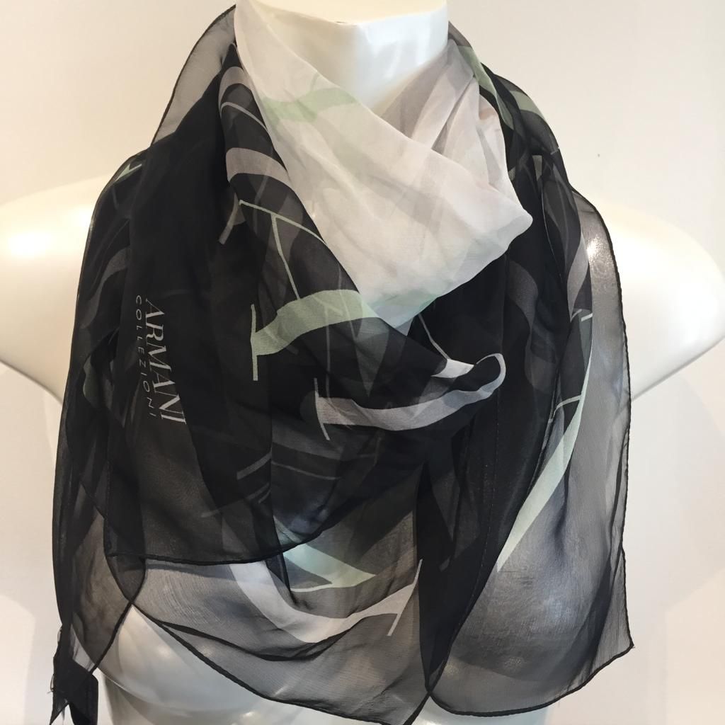 Authentic ARMANI Silk Scarf